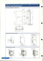 Tűzgátló ajtó beépítés műszaki adatok