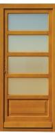 lucfenyő tömörfa beltéri ajtó típusok