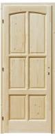 tömörfa beltéri ajtó típusok
